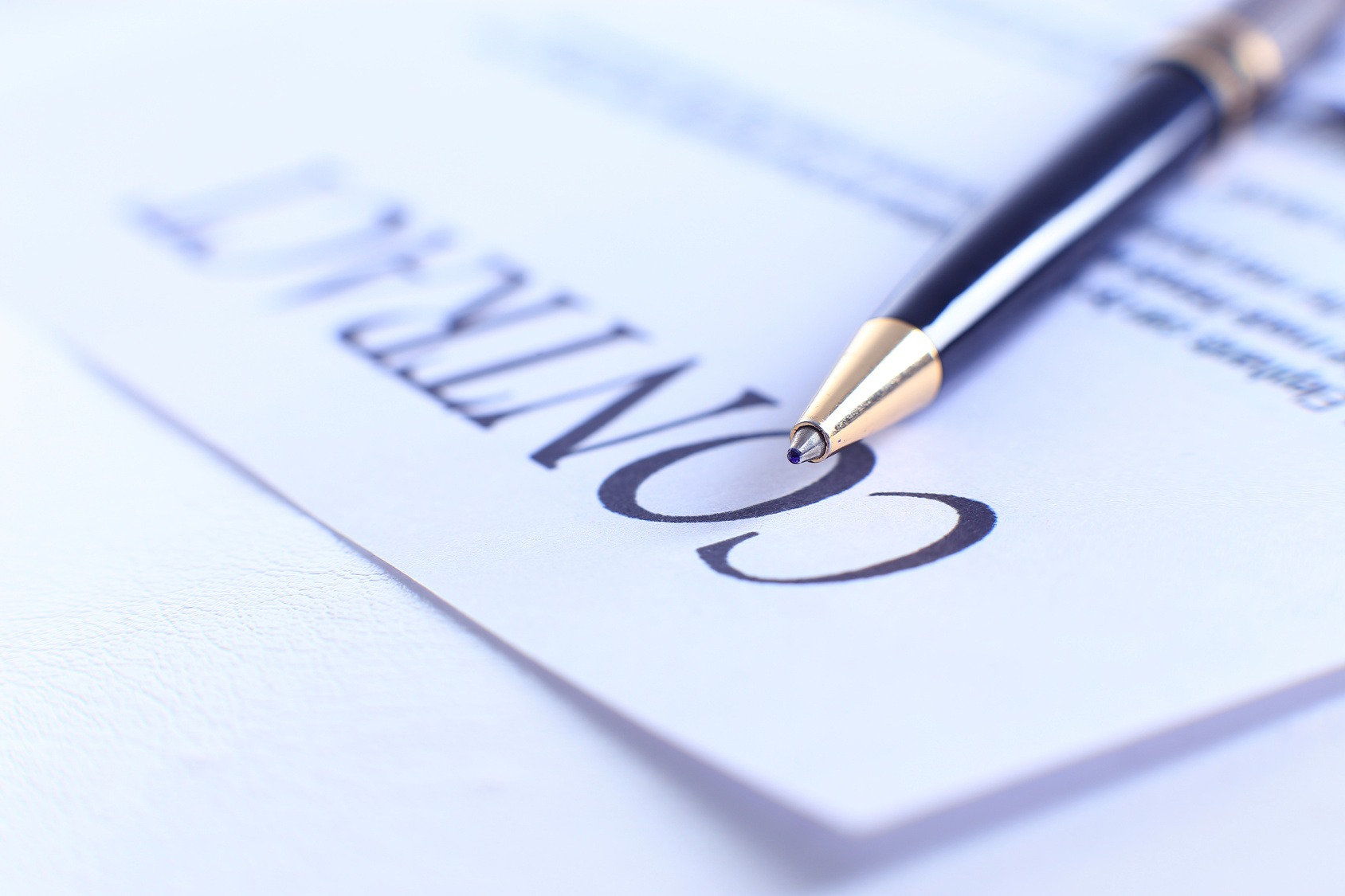 How to Write a Legal Business Contract